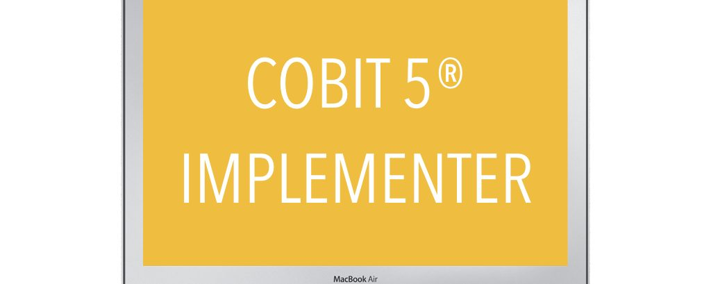 COBIT 5® Implementer